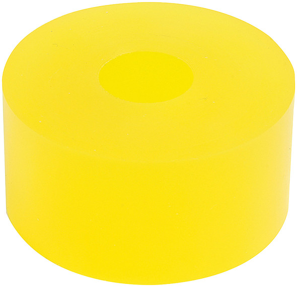 Bump Stop Puck 75dr Yellow 1in Tall 14mm ALL64386