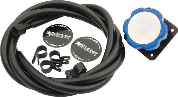 Brake Bias Adjuster 5ft Cable Type ALL42072 Allstar Performance