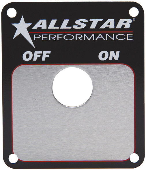 Battery Disconnect Panel ALL80129 Allstar Performance