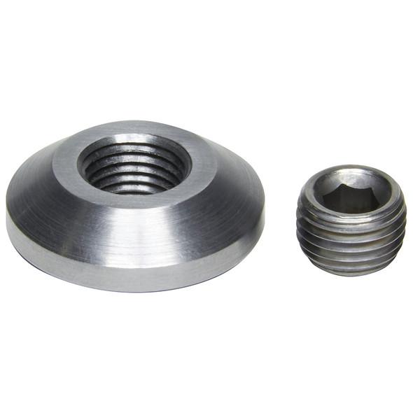 Drain Plug Kit 1/2in NPT Steel Bung ALL50735 Allstar Performance