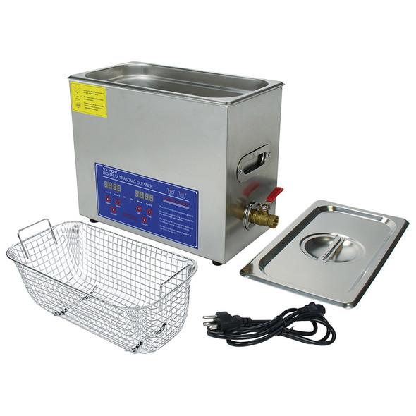 Ultrasonic Cleaner Small 1 Gallon Capacity ALL10640 Allstar Performance