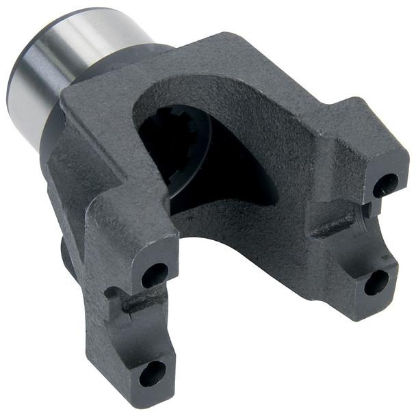 Yoke Quick Change 10 Spline Cast Steel 1310 U-Joint +1in ALL68386 Allstar Performance