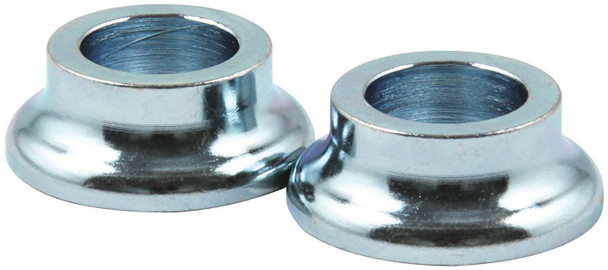 Tapered Spacers Steel 1/2in ID x 3/8in Long ALL18571 Allstar Performance