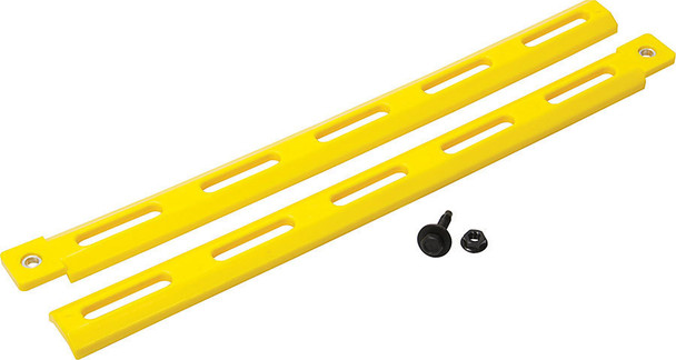 Plastic Body Brace Yellow 4pk ALL23095-4 Allstar Performance