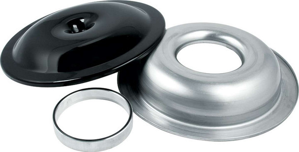 Air Cleaner Kit 14in Black w/1.00 Spacer ALL26099 Allstar Performance