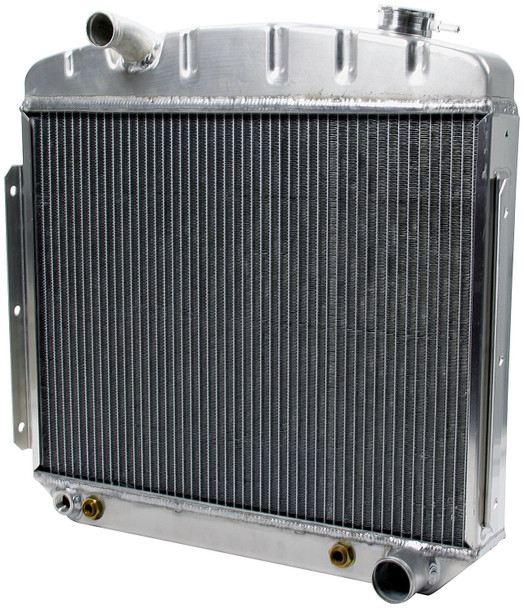 Radiator 1957 Chevy 6cyl w/ Trans Cooler ALL30007 Allstar Performance