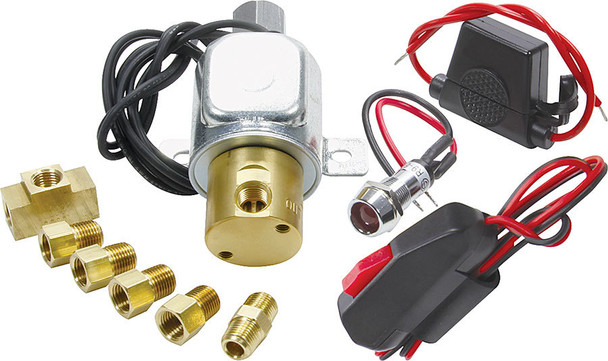 Electric Line Lock Master Kit ALL48012 Allstar Performance