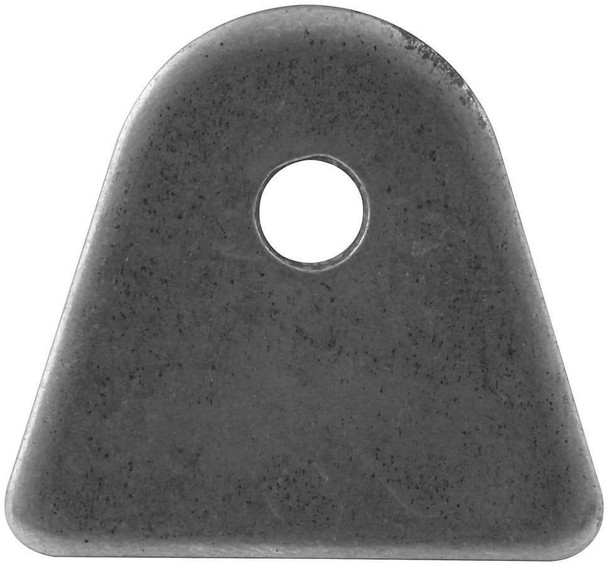 1/8in Flat Tabs 4pk 1/4in Hole ALL60012 Allstar Performance