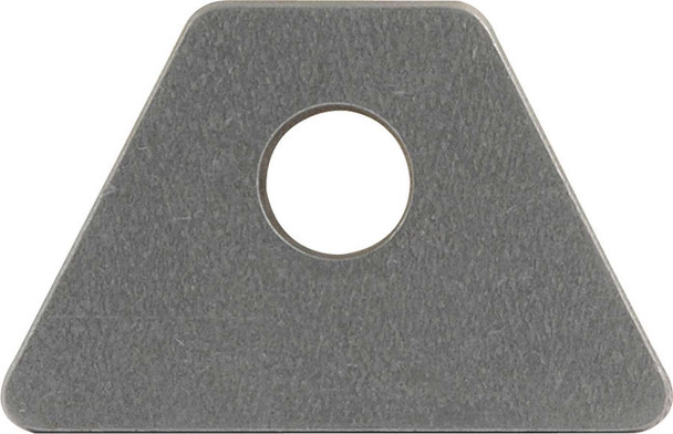 1/4in Flat Tabs 4pk 1/2in Hole ALL60019 Allstar Performance