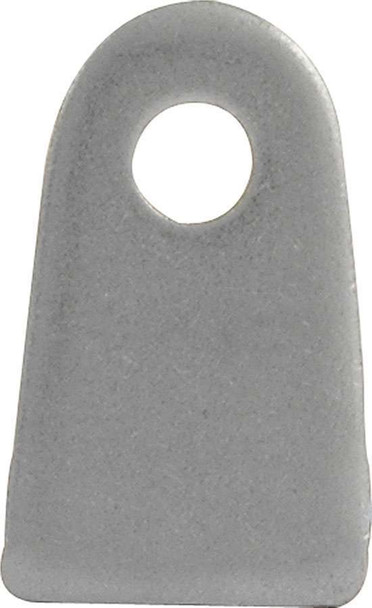 1/8in Flat Tabs 4pk 1/4in Hole ALL60022 Allstar Performance