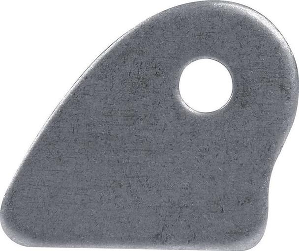 1/8in Flat Tab 3/8 Hole 4pk ALL60076 Allstar Performance