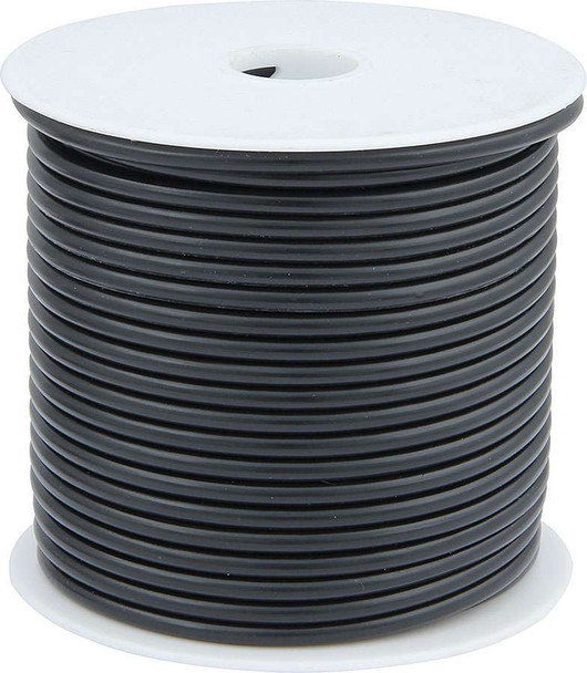 10 AWG Black Primary Wire 75ft ALL76576 Allstar Performance