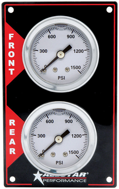Brake Bias Gauge Panel Vertical ALL80170 Allstar Performance
