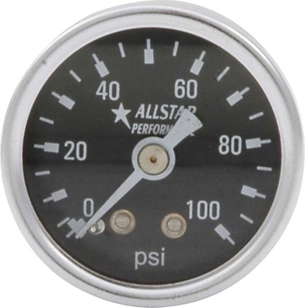 1.5in Gauge 0-100 PSI Dry Type ALL80216