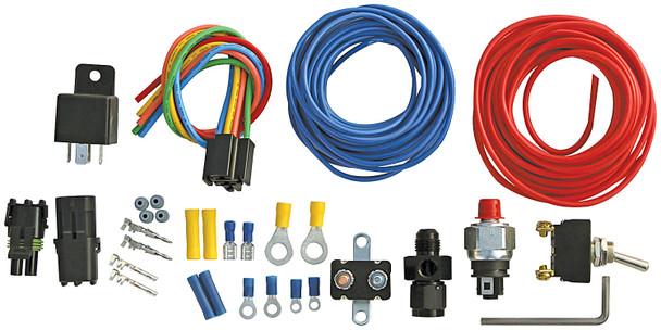 Nitrous Pressure Control Kit w/-6an Adapter ALL76198 AllStar Performance