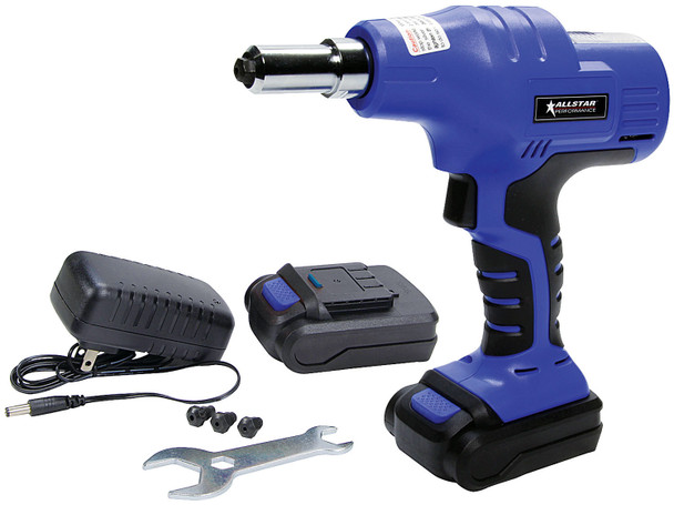 Cordless Rivet Gun ALL18212 AllStar Performance