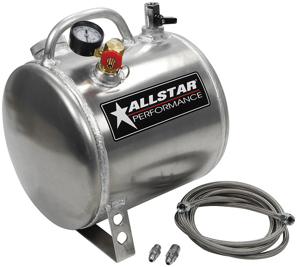 Oil Pressure Primer Tank  ALL10535 Allstar Performance