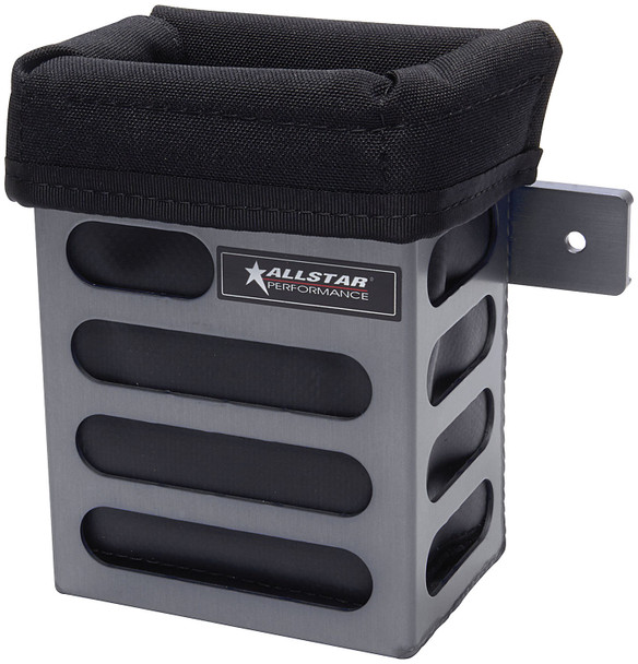 Radio Box Flat Panel Mount Short ALL10439 Allstar Performance