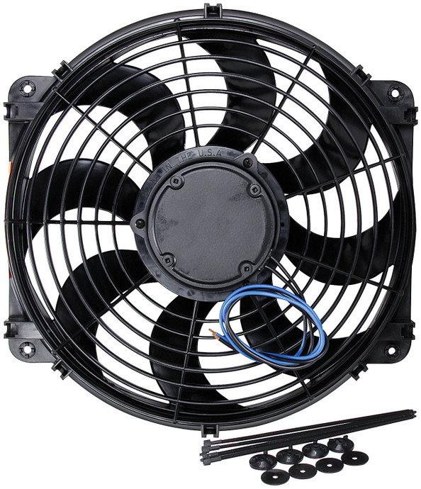 Electric Fan 14in Curved Blade ALL30074 Allstar Performance