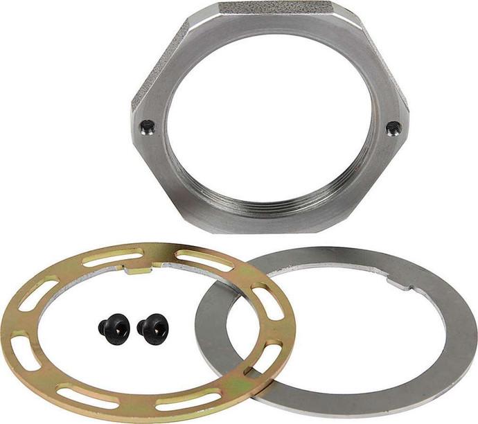 Spindle Nut Kit 2.5 Pin Steel RH Thread ALL72173 Allstar Performance