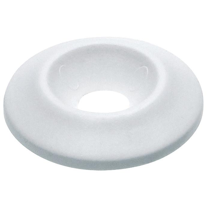 Countersunk Washer White 10pk ALL18691 Allstar Performance