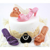 Small Womens High Heel Shoe 9pc Cutter set