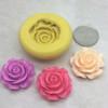 Medium Rose Mold  Silicone