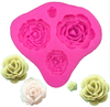 Flower Rose Mold PM326