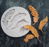 Feather Silicone Mold PM417