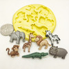 Safari Animals Mold
