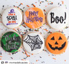 Trick or Treat  Halloween  Fondant /Cookie Embosser