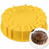 Happy Birthday  Chocolate /Cake Mold