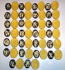 Victorian Cameo Fancy Alphabet  PICK YOUR LETTERS