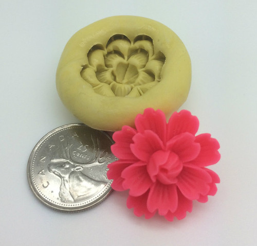 Chrysanthemum Flower  Silicone Mold