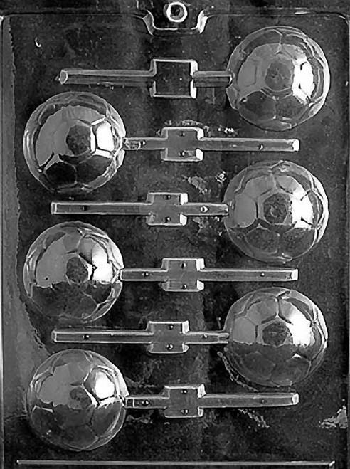 SOCCER BALL LOLLY -261