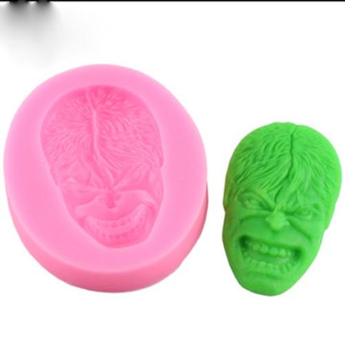 Hulk Face Mold pm430
