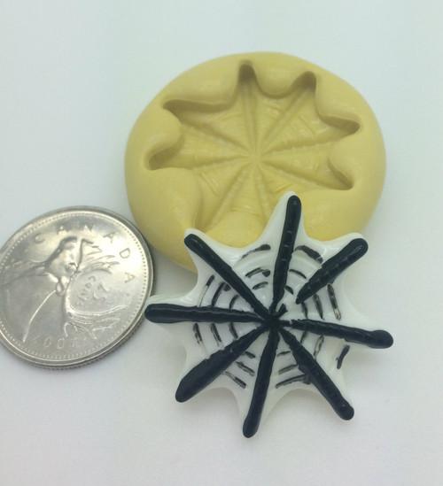 Spider Web Silicone Mold