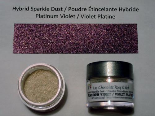 Edible FDA Violet Pearl 2.5g