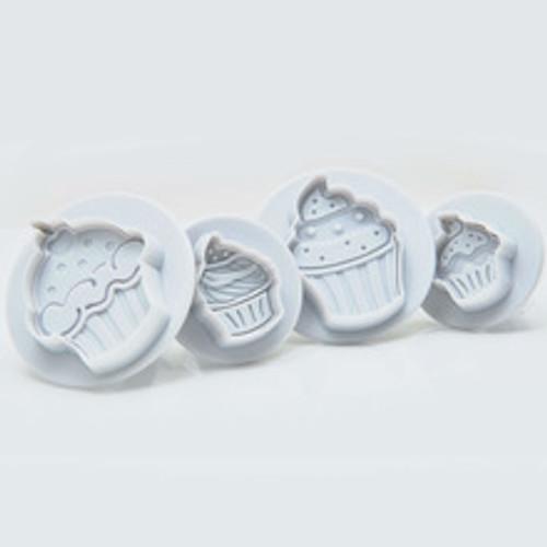 Cupcake  Plunger Set