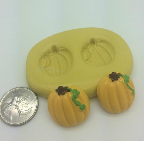 Medium Pumpkin Mold Set