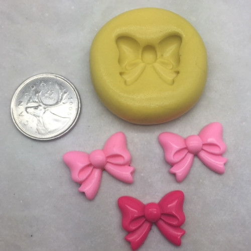 MOST POPULAR Mini BOW  Mold Silicone