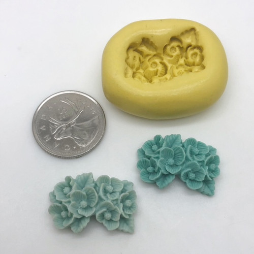 Flower Bunch Mold Silicone