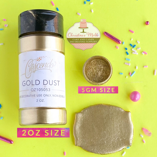 Crescendo Gold Dust