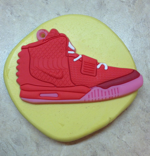 Sneaker Shoe Mold #4 Silicone