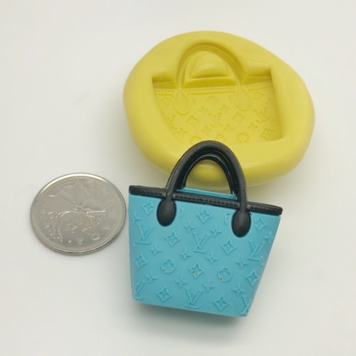 Handbag Purse #3 Silicone