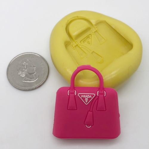 Handbag #4 Purse Mold Silicone