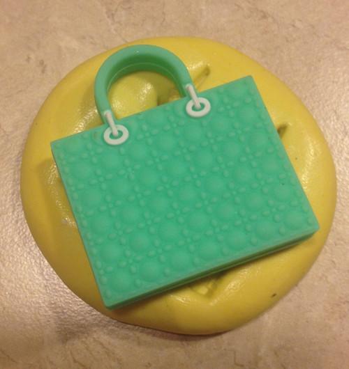 Handbag Purse #7 Mold   Silicone