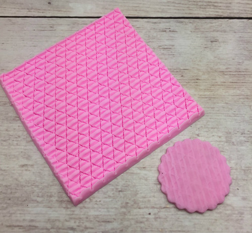 Impression Knit  Silicone  Mat - pm108
