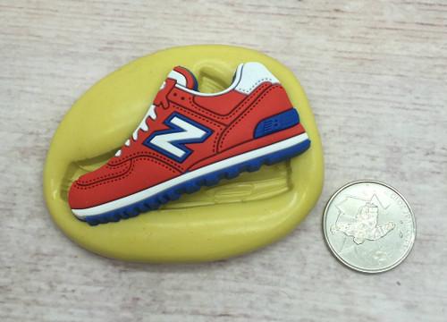 Sneaker Shoe Mold #13 Silicone