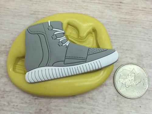Sneaker Shoe Mold #14 Silicone